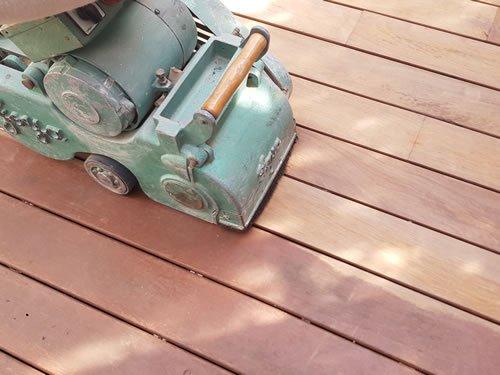 pulido de pisos madera